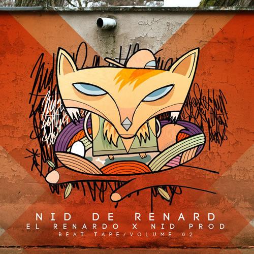 Nid de renard vol 2 cover maxi