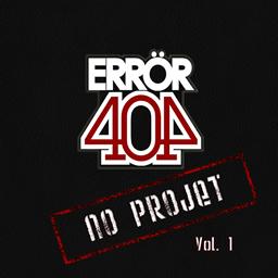 Error 404 - No projet