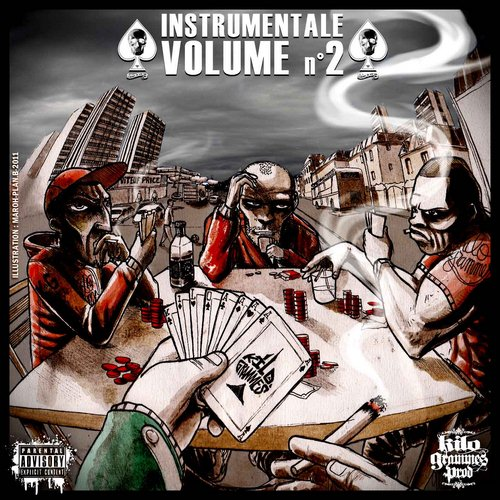 Instrumentale Pack 2 cover maxi