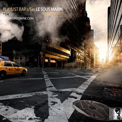 Playlist Novembre 2011 cover maxi