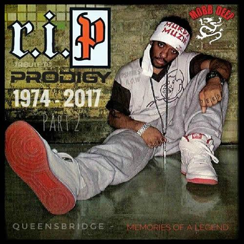 RIP Memories of a legend cover maxi