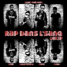 Lekip - Rap dans l'sang