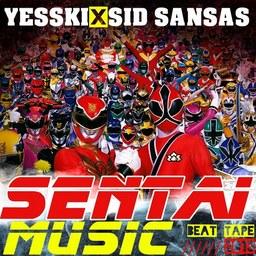 Yesski et Sid Sansas - Sentai music