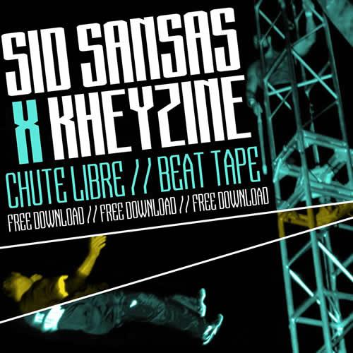 Chute Libre cover maxi
