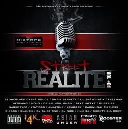 14k Beatmaker et Shorty Prod - Street Realite