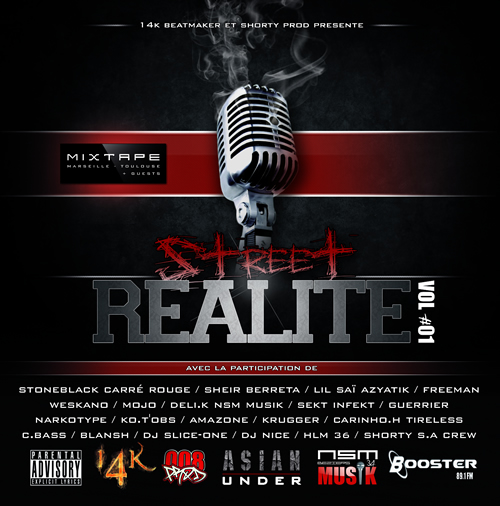 Street Realite cover maxi