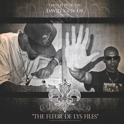 The fleur de lys files cover maxi