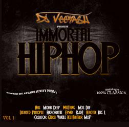 Dj Veekash - Immortal Hip Hop