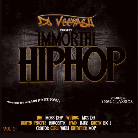 Immortal Hip Hop cover maxi