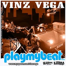 Vinz Vega - Playmybeat