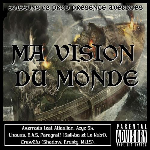 Ma vision du monde cover maxi