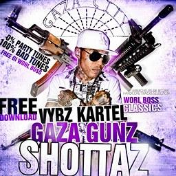 Vybz Kartel - Gaza GunZ ShottaZ