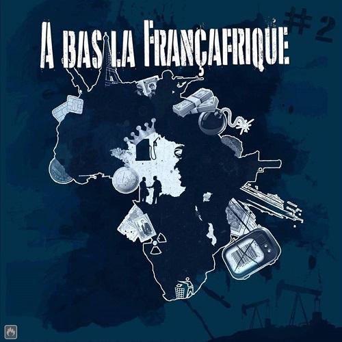 A bas la francafrique 2 cover maxi