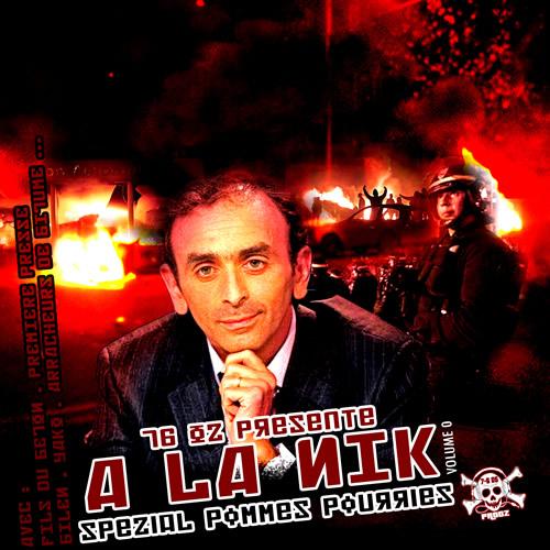 A la Nik cover maxi