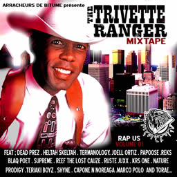 Arracheurs de bitume - the trivette ranger mixtape