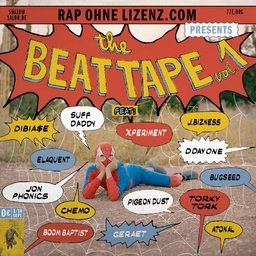 Rap ohne lizenz - Beat Tape 1