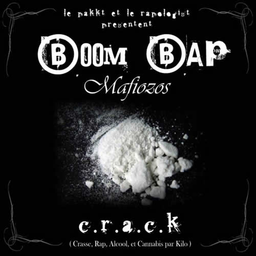 CRACK cover maxi