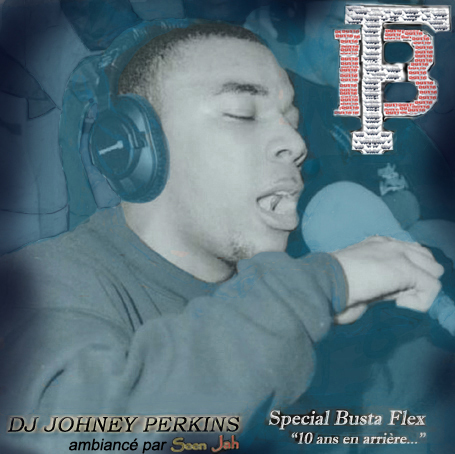 DJ Johney Perkins - 10 ans en arriere