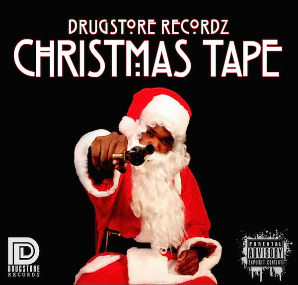 Christmas Tape cover maxi