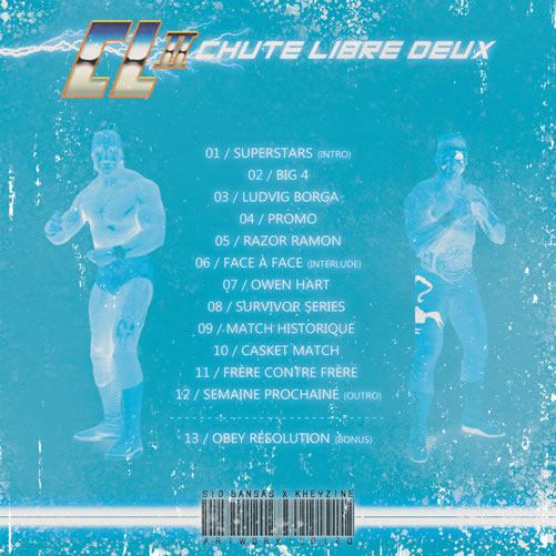back Chute libre deux