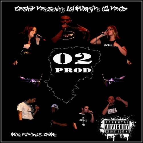 Mixtape 02Prod cover maxi