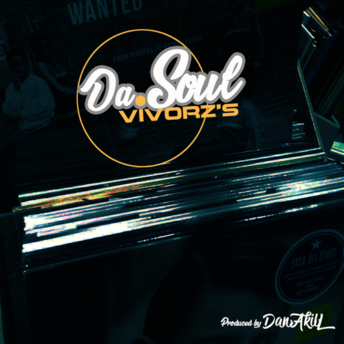 Da.SoulVivorz's cover maxi