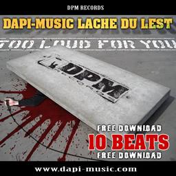 Dapi - Too loud for you