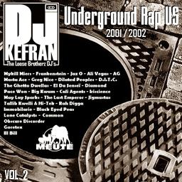 Dj Kefran - Underground Rap US 2