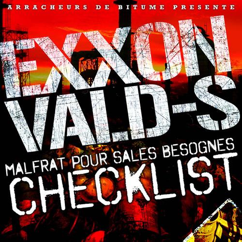 Checklist cover maxi
