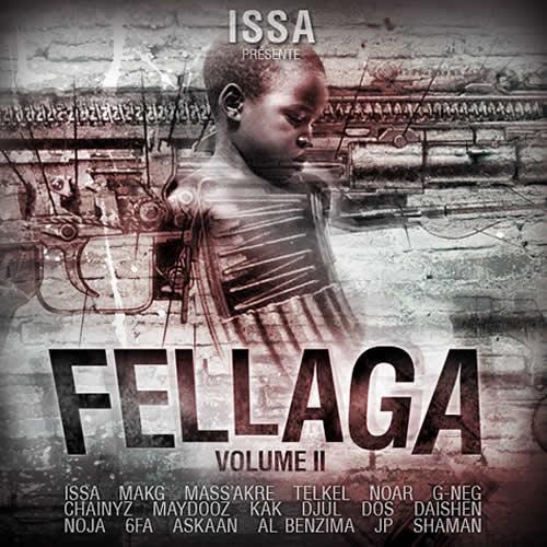 Fellaga vol 2 cover maxi