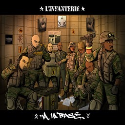 L'infanterie - A la base