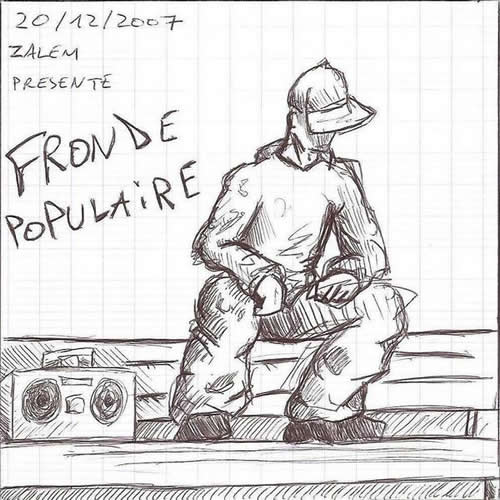 Fronde Populaire cover maxi