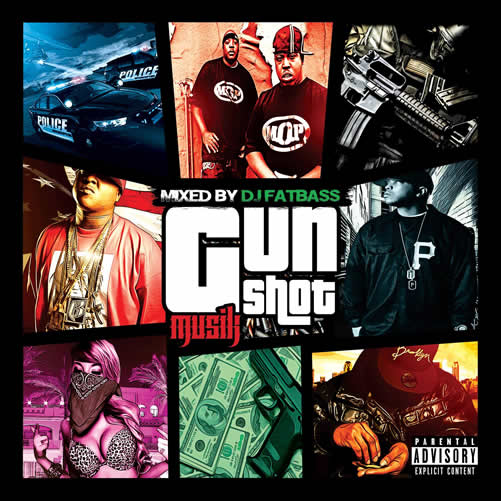 Gunshotmusik cover maxi