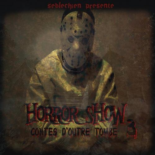 Horror show 3 cover maxi