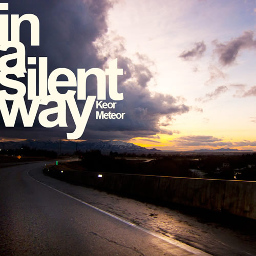 In a silent way cover maxi