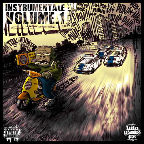 Instrumentale Pack 1 cover maxi