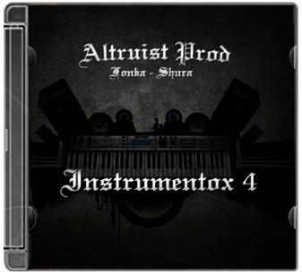 Instrumentox 4 cover maxi