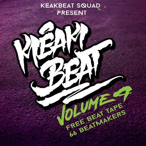 Keakbeat Volume 4 cover maxi
