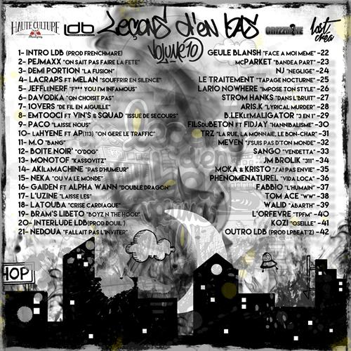 back LDB X