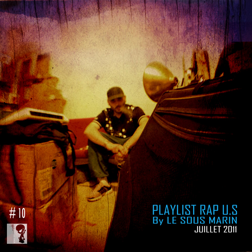 Playlist Juillet 2011 cover maxi