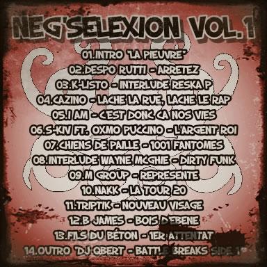 back Neg'Selexion 1
