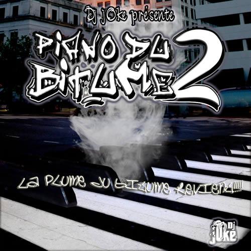 Piano du bitume vol.2 cover maxi