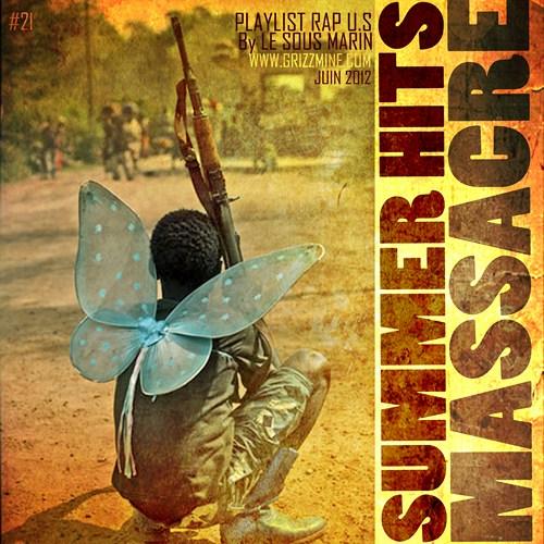 Playlist Juin 2012 cover maxi