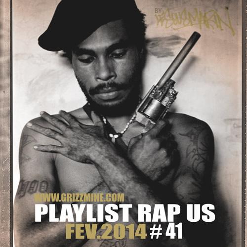 Playlist Fev 2014 cover maxi