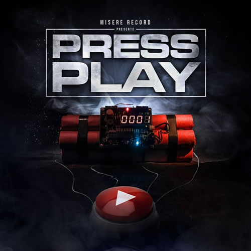 Press Play cover maxi