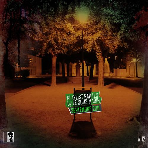 Playlist Septembre 2011 cover maxi