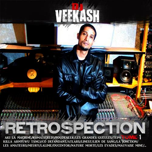 Retrospection cover maxi