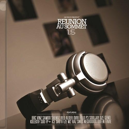 Reunion au sommet 1-5 cover maxi