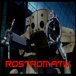 Rostromatik cover maxi