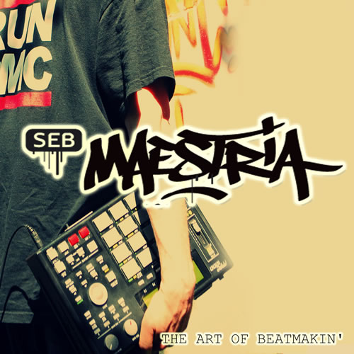 The art of beatmaking cover maxi